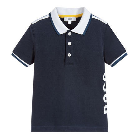Side Logo Polo Shirt