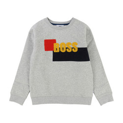 Boys Logo Sweatshirt
