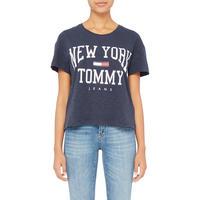 Cropped NYC Logo T-Shirt