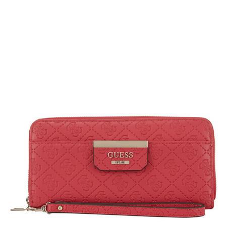 Bobbi Embossed Wallet