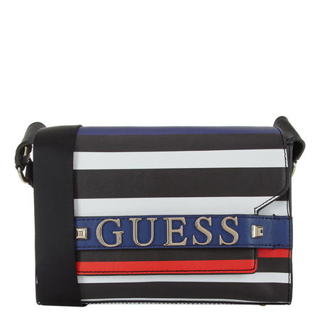 Felix Stripe Crossbody Bag