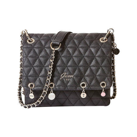 Fleur Quilted Crossbody Bag