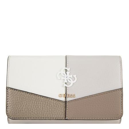 Flora Colour Block Wallet