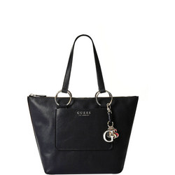 Sally Top Zip Tote Bag