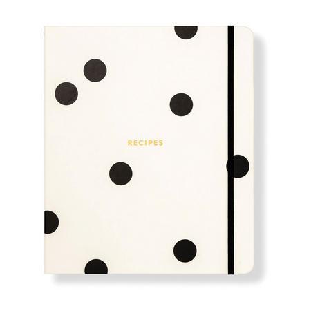 Polka Dot Recipe Book