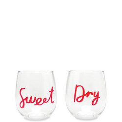 Sweet And Dry Strawberry Glasses