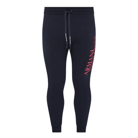 Slim Fit Logo Sweat Pants