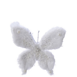 Butterfly Clip Decoration
