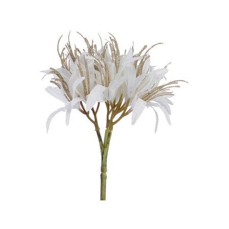 Glitter Flower With Stem