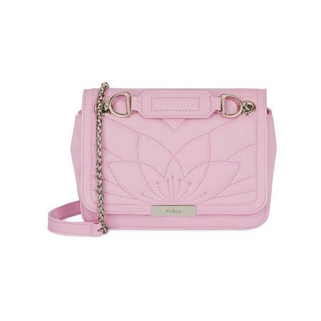 Gemma Lotus Flower Mini Shoulder Bag