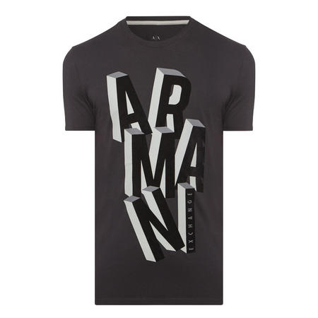 3D Logo Key T-Shirt
