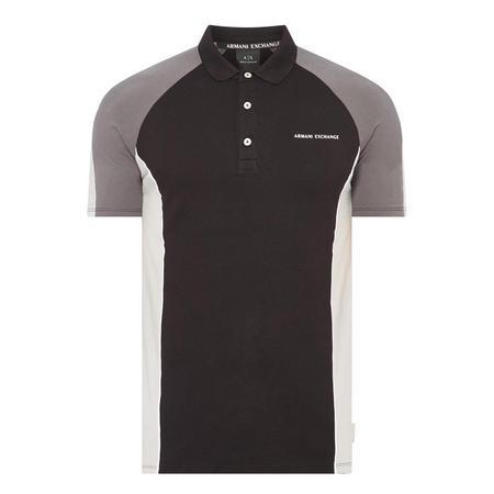 Tri-Colour Polo Shirt