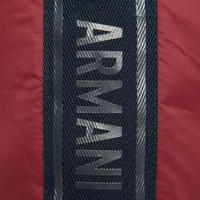 Logo Tape Puffa Jacket