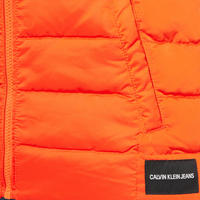 Short Quilted Down Jacket
