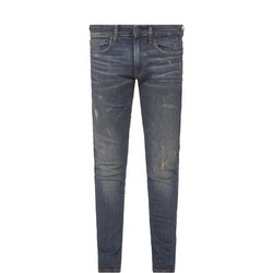 3301 Deconstructed Slim Fit Jeans