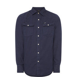 Denim Casual Shirt