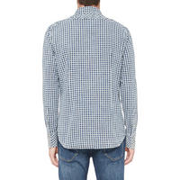 Two-Pocket Gingham Shirt