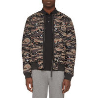 Whistler Meefic Quilted Bomber Jacket