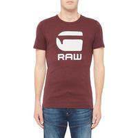 Logo Graphic Crew Neck T-Shirt
