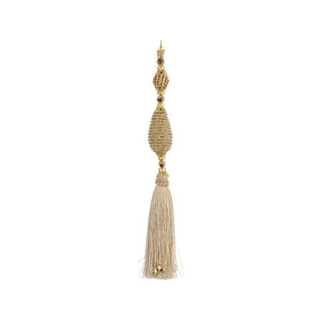 Tassel With Beads Decoration 3Cm