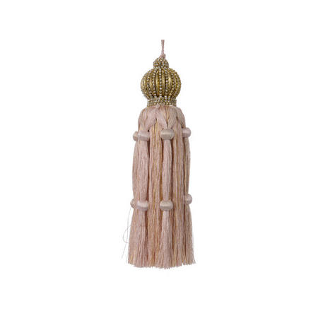 Tassel With Beads Decoration