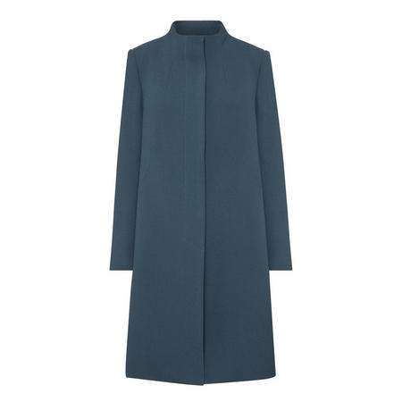 Gainsbourg High Neck Coat