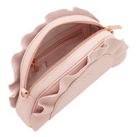 Roseeyy Leather Crossbody Bag