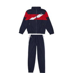 Boys Contrast Tracksuit