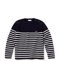 Striped Milano Sweater