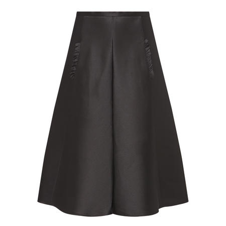 Taff Ruffled Skirt