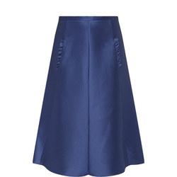 Taff Ruffled Skirt