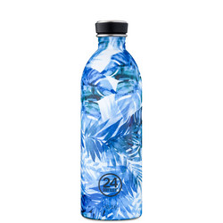 Urban Bottle Floral Azure 1lt