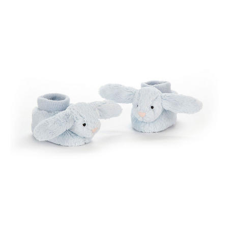 Bashful Bunny Booties