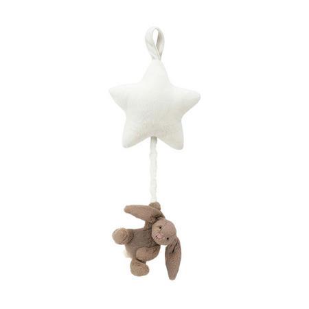 Bashful Bunny Star Musical Pull