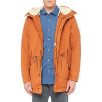 Walnut Parka Jacket