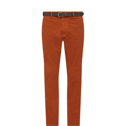 Stuart Belted Chinos