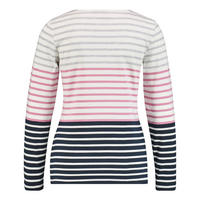 Block Stripe Long Sleeve T-Shirt