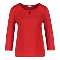 Basic Crop Sleeve T-Shirt