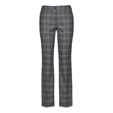 Classic Fit Check Trousers