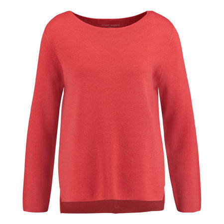 Basic Long Sleeve Knitted Top