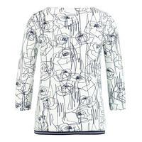 Sketch Pattern T-Shirt
