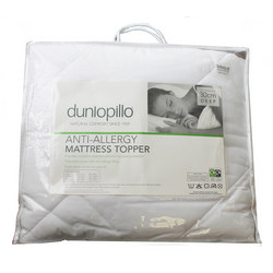 Anti Allergy Quilted Topper