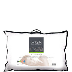 Anti Allergy Satin Stripe Pillow Pair