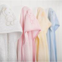 Apron Baby Bath Towel Blue