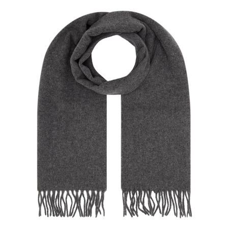 Logo Embroidered Scarf