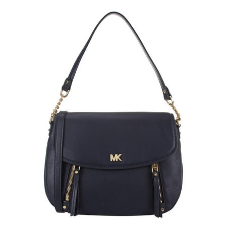 Evie Medium Flap Shoulder Bag