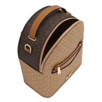 Jessa Small Logo Crossbody Backpack
