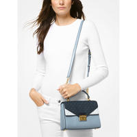Sloan Logo Satchel Bag