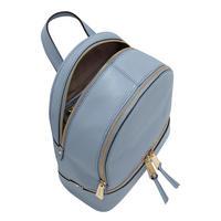 Rhea leather Backpack Medium