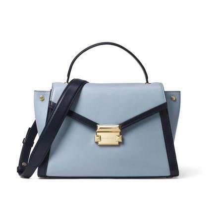 Whitney Medium Satchel Bag